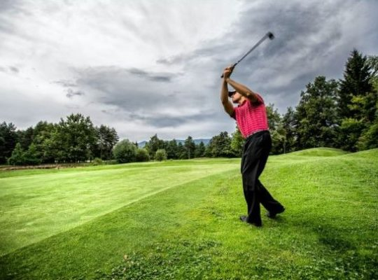 10 Golf Driving Tips For Beginners - Learn How to Hit a Driver