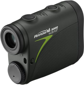 Nikon Arrow ID 3000 Review - Bow Hunting Rangefinder