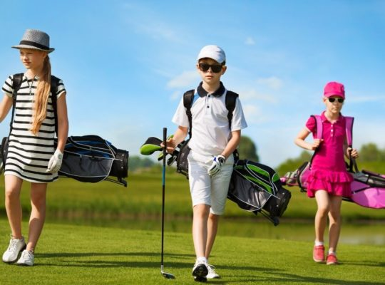 Kids Golf: Sports and Fun
